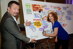 2016 CCCA National Conference - Graphic Recordings
